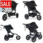 Jogging Stroller Traveling Mobile Mountain Bike Tires Stable Black BOB Rambler