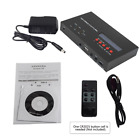 Video Game Capture Recorder HDMI YPbPr Video Into USB Flash HDD ForXbox360 PS3 4