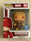 Funko POP UNDERGROUND TOYS EXCLUSIVE Marvel Comics DAREDEVIL Yellow Costume #90