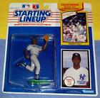 1990 ROBERTO KELLY New York Yankees EX/NM *FREE s/h* Starting Lineup + 1988 card