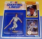 1990 DON MATTINGLY New York Yankees NY Starting Lineup NM * FREE s/h * Dodgers