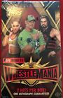 2019 Topps WWE Road To Wrestlemania Factory Sealed Hobby Box