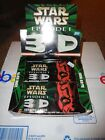 1996 Topps Star Wars 3Di Widevision Trading Cards 6