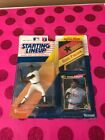 CECIL FIELDER - Starting Lineup SLU MLB 1992 Figure, Poster, Card DETRIOT (FF)