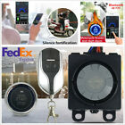 Motorcycle Bluetooth Anti-theft Alarm Security Keyless Push Button Engine Start