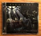 Bob Catley - Legends CD (Magnum / Ten / Dare / Asia) Vinny Burns - CD is OOP