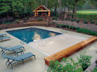 COVER POOLS INGROUND RETRACTABLE POOL COVER 18 X 36