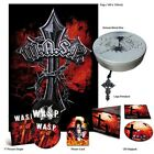 W.A.S.P. - Golgotha / Limited Edition Round Metal Can - Only 1500 Made - OOP