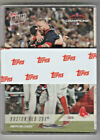 2018 Topps Now Boston Red Sox World Series Champions Set 14