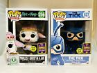 Funko Pop 2017 Convention Exclusive Glow Lot Tinkles Ghost in a Jar