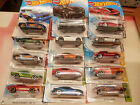Hot Wheels 2011 68 Copo Camaro 2013 2014 2018 copo camaros set of 12