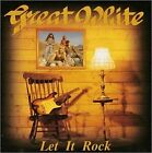 USED ??CD Let It Rock Great White