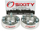 2pc 15 Wheel Spacers for Chevy Metro Sprint Adapters Lugs Studs 4x1143 eh
