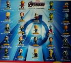 2019 McDONALDS MARVEL AVENGERS HAPPY MEAL TOYS Choose Your character SHIPS NOW