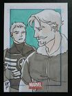 2011 Rittenhouse Archives Marvel Universe Trading Cards 4