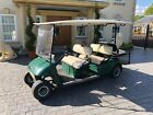 Ezgo 6 Seater Golf Buggy Electric