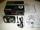 Pentax Optio E90 Compact camera with 3X optical zoom and 10.1 Mega pixels