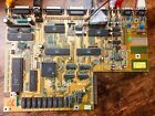 Restored Amiga 500 ver 6A PAL motherboard with 1MB on board chip ram.