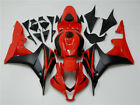 FL Fairing Fit for HONDA 2007-2008 CBR600RR Fitment Red Black Injection ABS d004