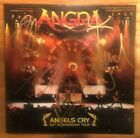 Angra - Angels Cry 20th Anniversary Tour (Autographed by 4 band members)