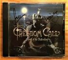 Freedom Call - Legend Of The Shadowking (Import CD) Signed by Chris Bay and Lars
