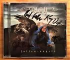 Talon - Fallen Angels CD (Autographed by 4 band members) Outloud - Voxen - OOP