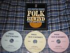 JOHN SEBASTIAN: FOLK REWIND DVD & BEST OF HOOTENANNY = 4 DVDs!!!  - PBS Special