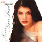 Never Never Land by Jane Monheit CD DISC ONLY #93B