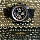 Breitling Bentley 6.75 PVD Coated Black