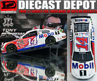 TONY STEWART 2016 MOBIL ONE 1 24 SCALE ACTION NASCAR DIECAST COLLECTIBLE