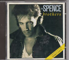 BRIAN SPENCE BROTHERS RARE OOP CD FROM 1986 POLYDOR RECORDS ROCK
