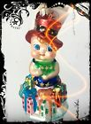 NEW rare Christopher Radko BABY DOLLY GIFTs Of HEALTH Handcrafted Glass Ornament