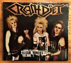 Crashdiet - Illegal Rarities Volume 1 CD + Sticker (Sleaze / Hair Glam 80's)
