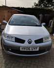 LARGER PHOTOS: Renault Megane Coupe Cabriolet 1.9DCI Privelege 2006