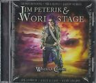 JIM PETERIK & WORLD STAGE - Winds of change ( 2019 Frontiers cd / New & sealed)