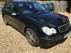 LARGER PHOTOS: Mercedes Benz c class CDI spares or repair