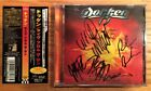Dokken - Live From The Sun + 1 Bonus (Japan CD w/OBI - Autographed by full band)