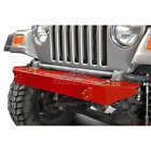 Steinjager J0048725 Jeep Wrangler TJ Front Bumper 1997 2006 Red Baron