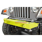 Steinjager J0048737 Jeep Wrangler TJ Front Bumper 1997 2006 Neon Yellow