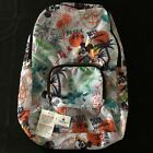 Disney Theme Parks Minnie Mouse Beach Bag Backpack Bookbag Reversible NEW TAGS