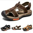 Sandals Shoes Men Close Toe Flats Sneaker Casuals Sport Comfort Trail Hollow Out
