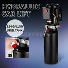 220V Car Lift Hydraulic Power Unit Single Acting Hydraulic Pump Vehicle Hoist