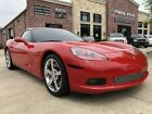 2009 Chevrolet Corvette w 4LT Heads Up Display Nav  LOADED  2009 Chevrolet Corvette w 4LT Heads Up Display Nav  LOADED  Coupe Victory Red