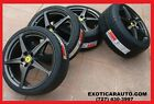 FERRARI F430 SCUDERIA 16M WHEELS MICHELIN TIRES NEW OEM TESTAROSSA 360 MODENA 19