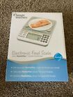 Weight Watchers Electronic Food Scale Points Plus ValuesDatabase NEW In Box