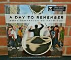 A DAY TO REMEMBER What Separates Me from You Ltd RED ORANGE COLORED VINYL LP