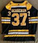 Patrice Bergeron Signed Autographed Boston Bruins Jersey