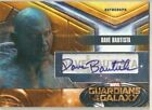2014 Upper Deck Guardians of the Galaxy Autographs Gallery and Guide 26