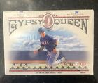 2011 Topps Gypsy Queen Hobby Box Inaugural Edition - NEW - Sealed - Adult Owned
