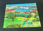 Disney World 1970 reproduction pre opening guidebook Disney Archives Collection